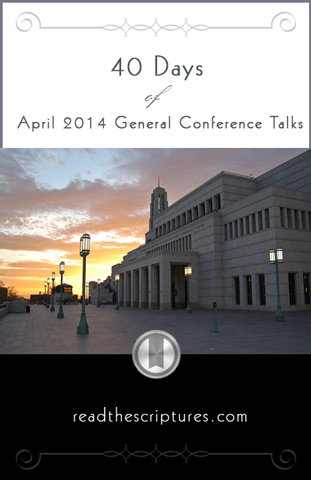 40-Day Conference Talks